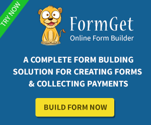 Form Builder Ad