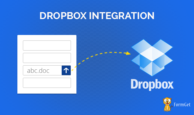 Drop-box-store your form document