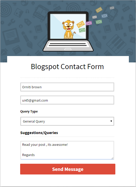 fill-the-contact-form