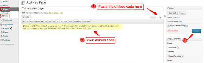paste-iframe-code