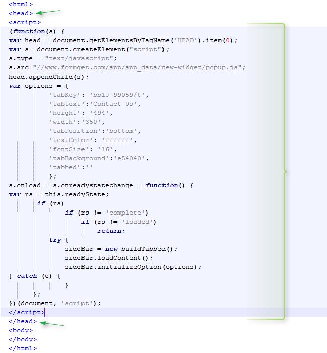 embed-sliding-form-code
