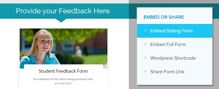 How To Embed Forms In Non-WordPress Sites
