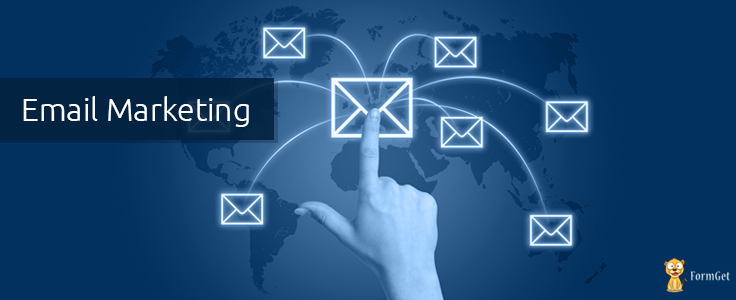 FormGet- As Email Marketing Tool