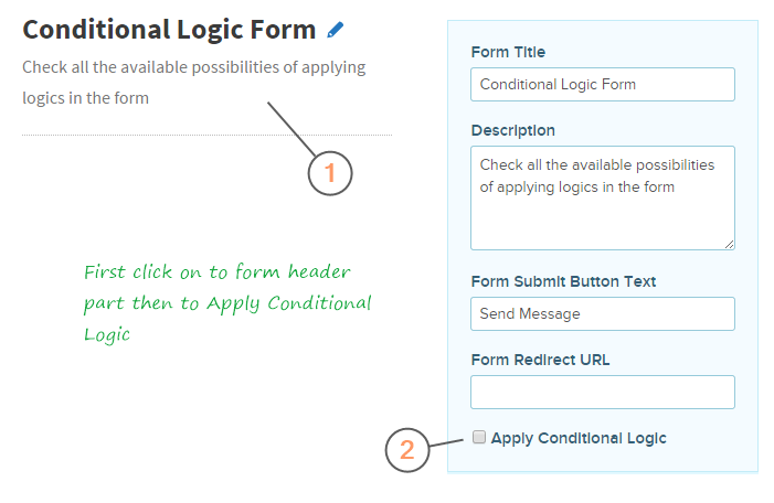 click-on-to-form-header-to-apply-conditional-logic