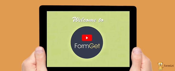 FormGet Video Tutorials Guide