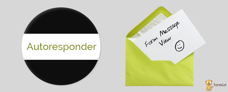 Send Copy of Message to Form Submitter- Use Auto Responder