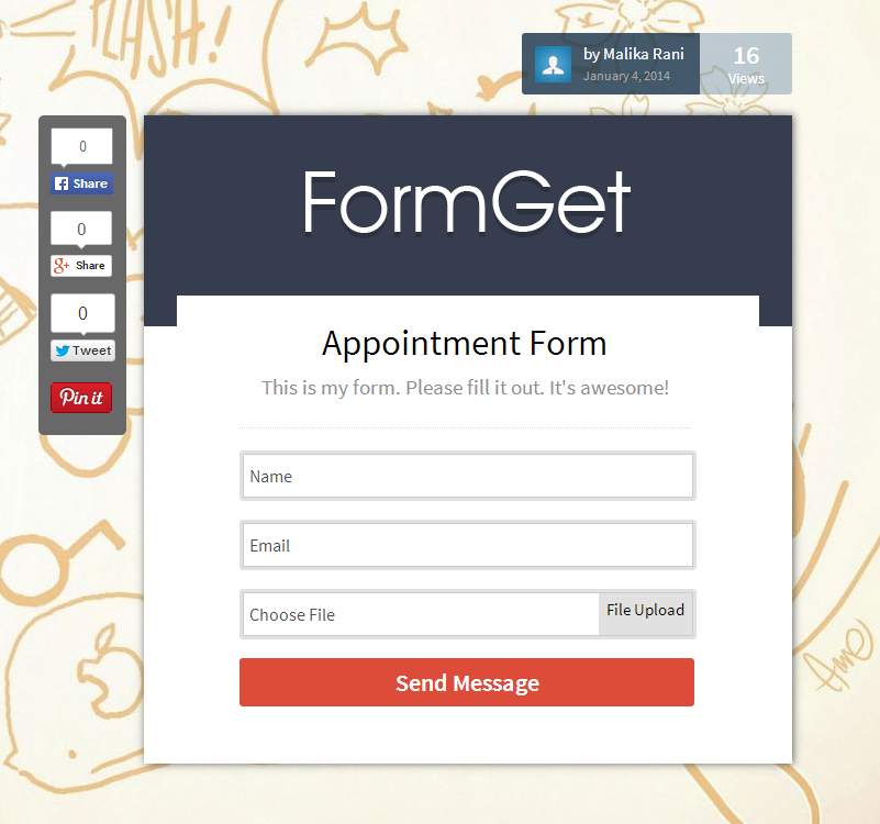 appointment-form