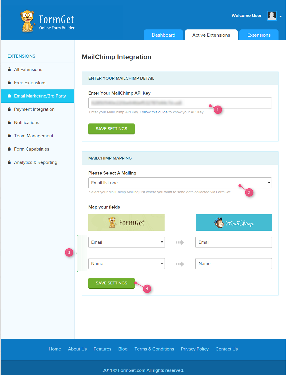 setting-mailchimp-extension-formget