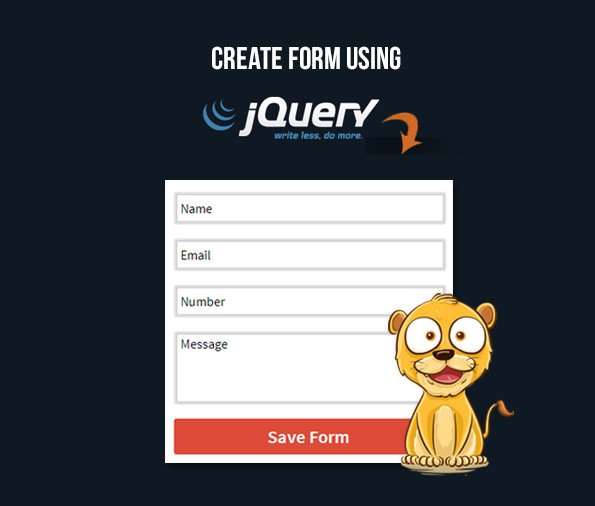 create-form-jquery