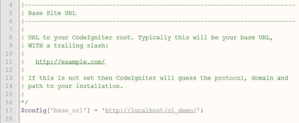 Form Codeigniter