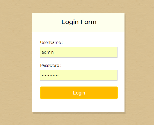 Php login form with sessions formget for How to create template in php