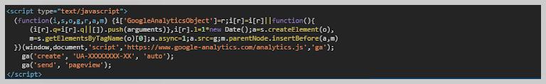 FormGet Google Analytics