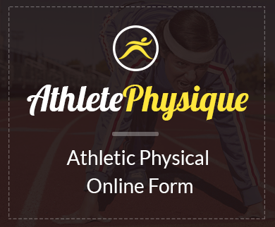 FormGet – Create Athletic Physical Form For Sports Academies & Gaming Organizations