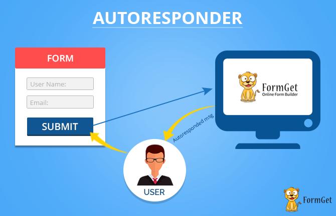 Autoresponder-send automatic alert