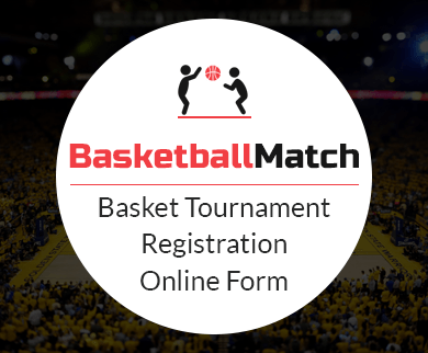 BasketBall Tournament Registration Thumb