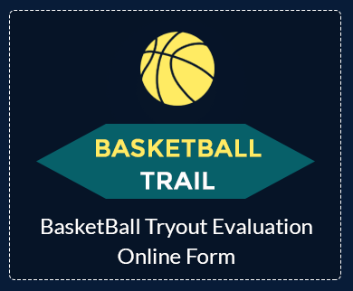 FormGet – Create BasketBall Tryout Evaluation Form For Sports Academy & Training Centers