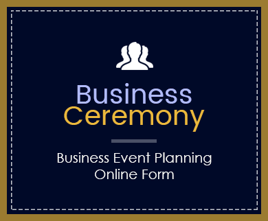 Business Event Planning Form Thumb