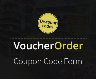 FormGet – Create Coupon Code Form For Lottery & ECommerce Businesses