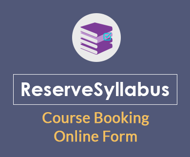 FormGet – Create Course Booking Form For Academies, Coaching & Institutes