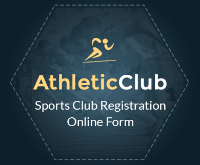 Create Sports Club Registration Form For Sports Club & Game Organizations