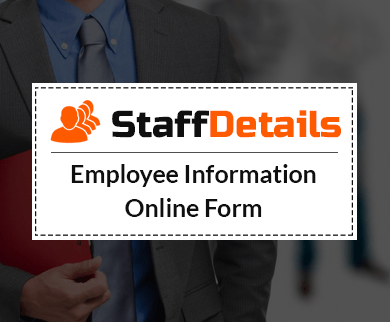 FormGet – Create Employee Information Form For Technical & Non-Technical Firms