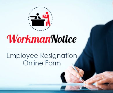 FormGet – Create Employee Resignation Form For Business Organizations & MNCs