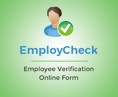 FormGet – Create Employee Verification Form For Businesses, Mortgage Companies & Rentals