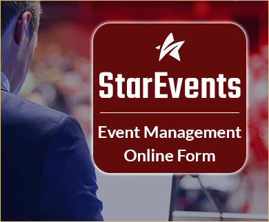 FormGet – Create Event Management Form For Event Organizing Firms