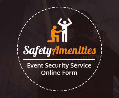 FormGet – Create Event Security Service Form For Security Service Providers