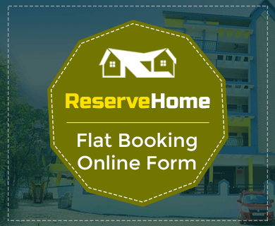 Flat Booking Form thumb