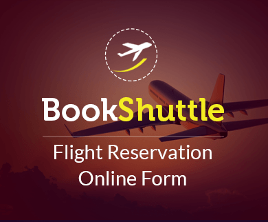 FormGet – Create Flight Reservation Form For Online Flying Services & Travel Agencies