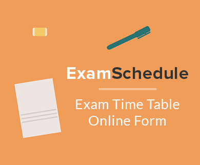 FormGet – Create Exam Time Table Form For Coachings, Schools & Other Educational Institutes