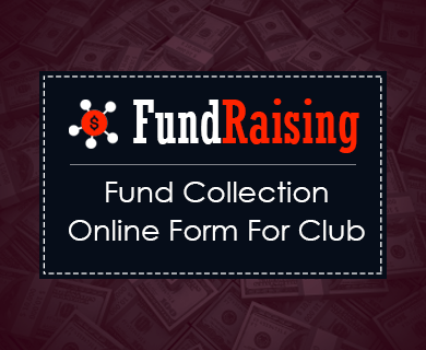 Fund Collection Form For Club Thumb