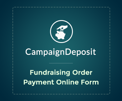 FormGet – Create Fundraising Order Payment Form NGOs & Charity Firms