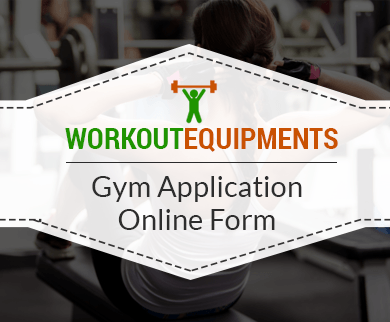 FormGet – Create Gym Application Form For Fitness Zones & Gymnasiums