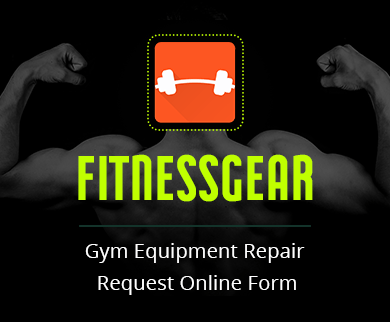 FormGet – Create Gym Equipment Repair Request Form For Equipment Repairing Companies