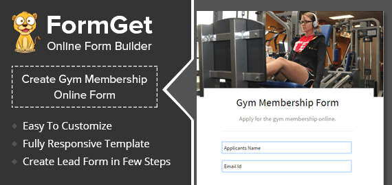 Gym Membership Form For Health Zones Amp Fitness Gyms Formget