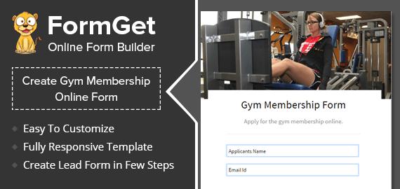 Gym-membership-Slider Online Form Builder Free For Facebook on business website, lego world,