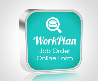 FormGet – Create Job Order Form For Consultancies & Other Organizations