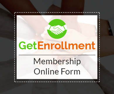 FormGet – Create Membership Form For Clubs, Gyms & Charity Organizations