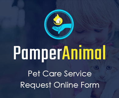 Pet Care Service Request Form Thumb