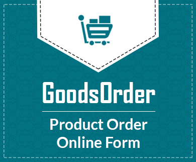 FormGet – Create Product Order Form For Sellers & Shopkeepers