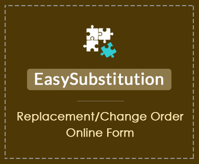 FormGet – Create Replacement/Change Order Form For Online Shopping Stores