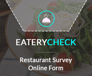 FormGet – Create Restaurant Survey Form For Restaurants, Hotels & Food Cafe