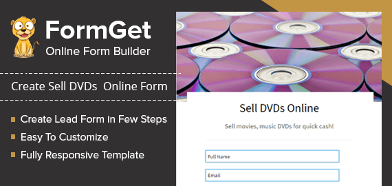 Sell DVDs Online Slider