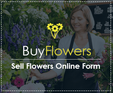 FormGet – Create Flowers Online Selling Form For Florists & Gardners
