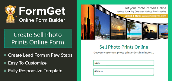Sell Photo Prints Online Slider