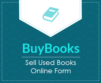 FormGet – Create Used Books Online Selling Form For Book Stores & Stationary