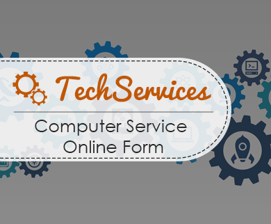 FormGet – Create Computer Service Request Form For Repairing Shops