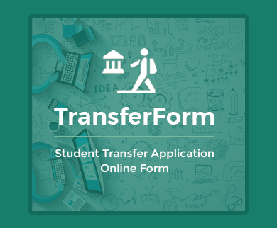 FormGet – Create Student Transfer Application Form For Colleges, Schools & Universities